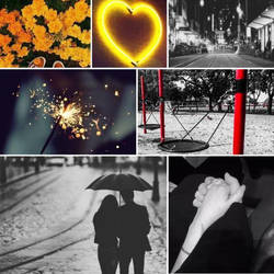 Hand in Hand Moodboard by Queen-of-Ice101