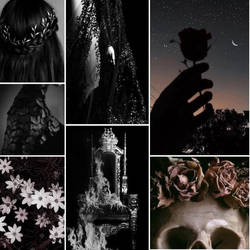 Persephone Moodboard by Queen-of-Ice101