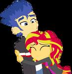 FlaShimmer Hug