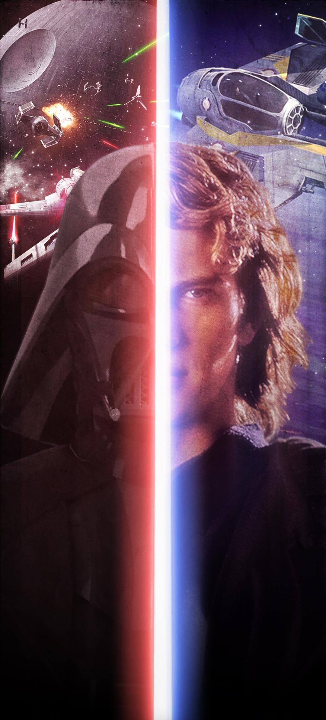 Darth Vader Anakin Skywalker Mobile Wallpaper By Thebjo13 On Deviantart