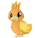 Torchic by FelineVampire