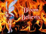Bloom Believix Wallpaper