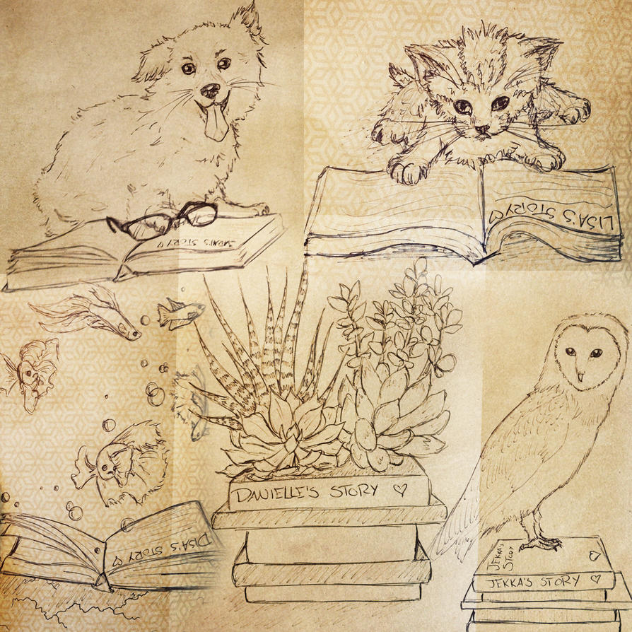 Doodles by Umberink