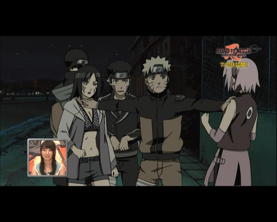 Naruto Road To Ninja by Kira-XD