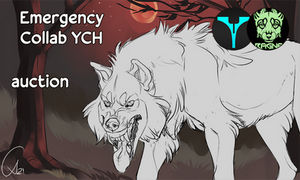 Emergency collab YCH auction