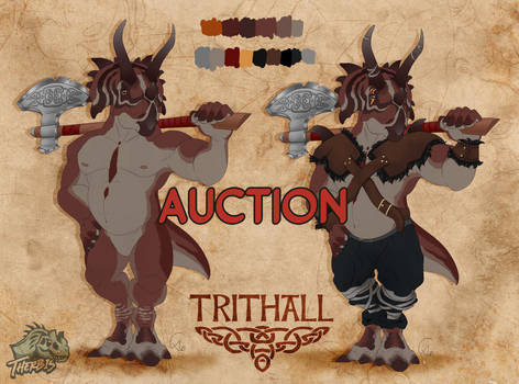 Trithall Auction
