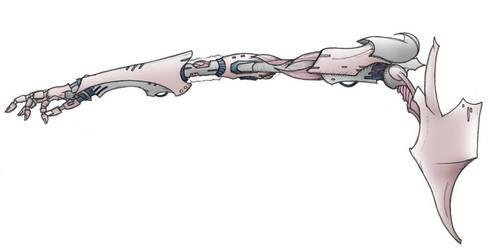 Robot arm by stick-dev