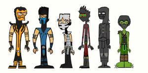 TD Mortal Kombat Group 2