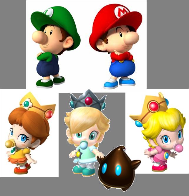 The Mario Babies