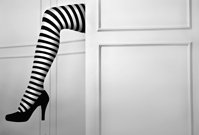 Mystery Leg by talikf