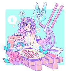 Sushi by Patitodesu