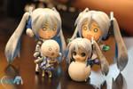 Nendoroid Snow Miku Family