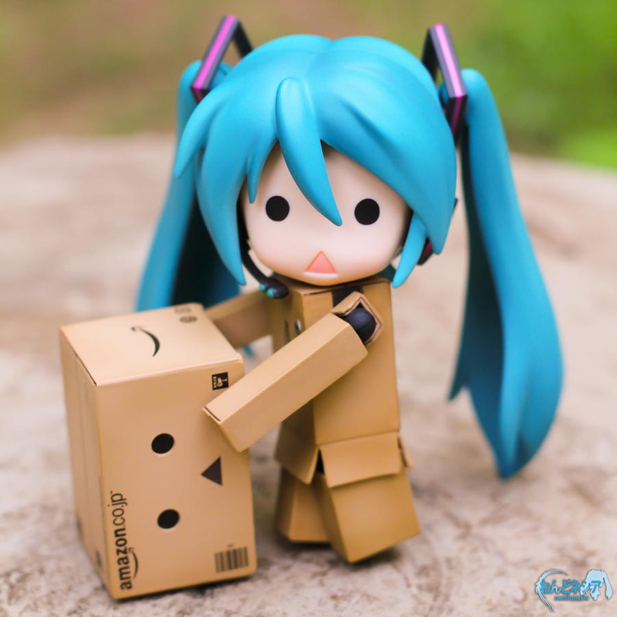The One Behind The Danbo Suit by nendonesia