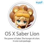 OS X Saber Lion
