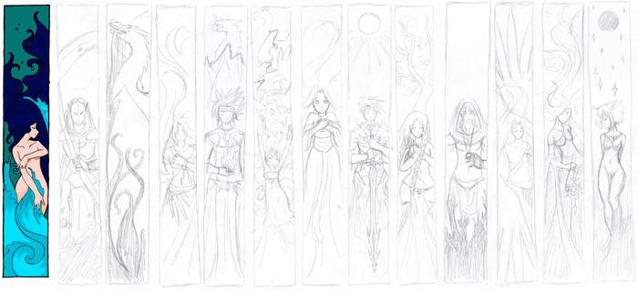 Gods of Erion WiP