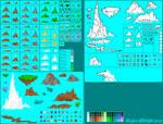 Pixel Map Pieces V4.0