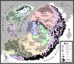 Map of Shalyeun