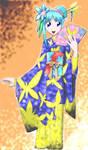 A Geisha for Kechi - Color
