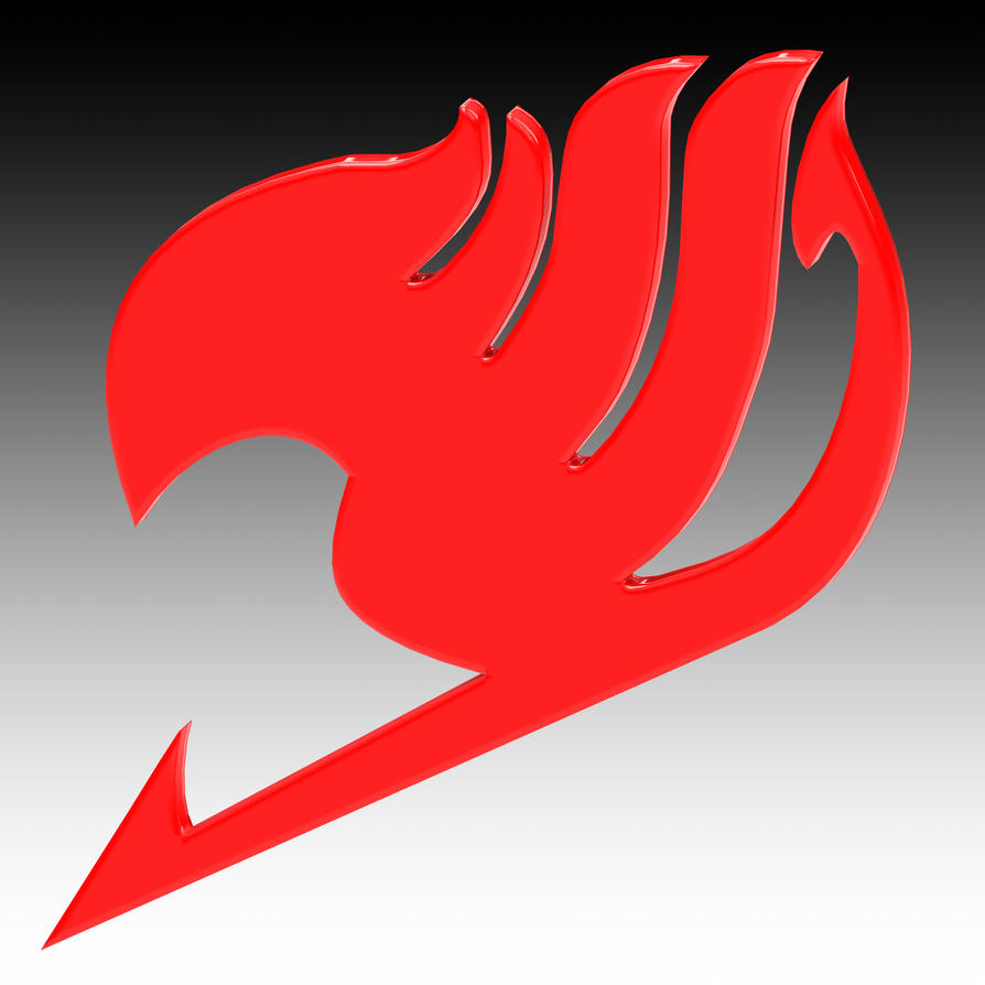 The gallery for --> Fairy Tail Logo Red
