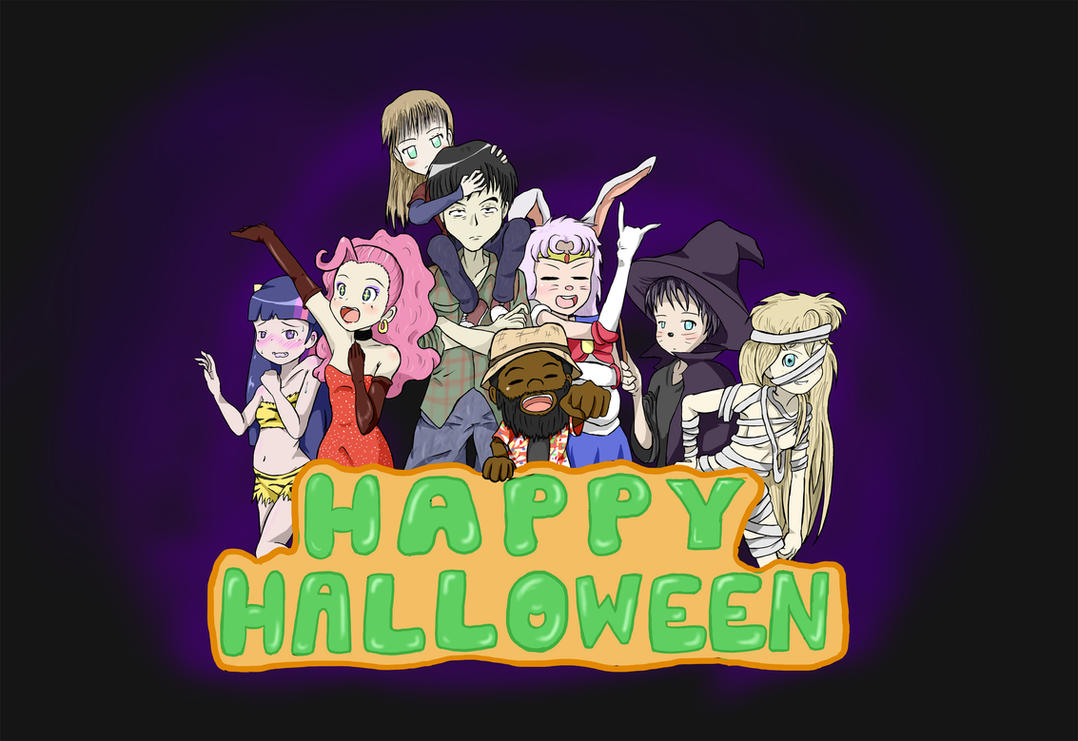 HAPPY HALLOWEEN (2015) by BX3