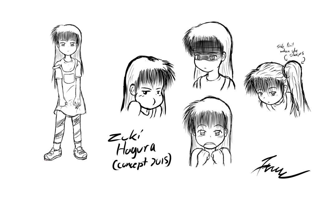 Zuki by BX3