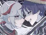 kazuha and scaramouche 2