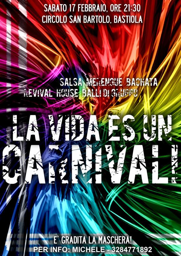 la vida es un carnival: