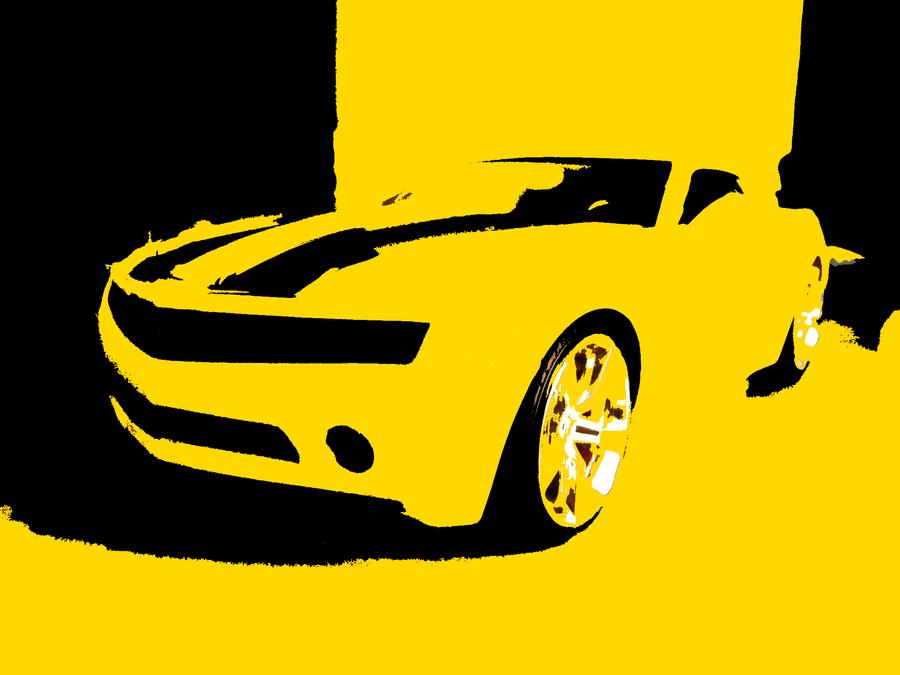 camaro concept 2006 scale 1 18 by EnriqueGomez