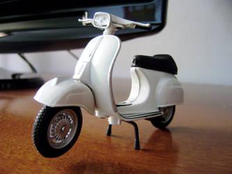 vespa special 50 1969 scale 1 18 by EnriqueGomez