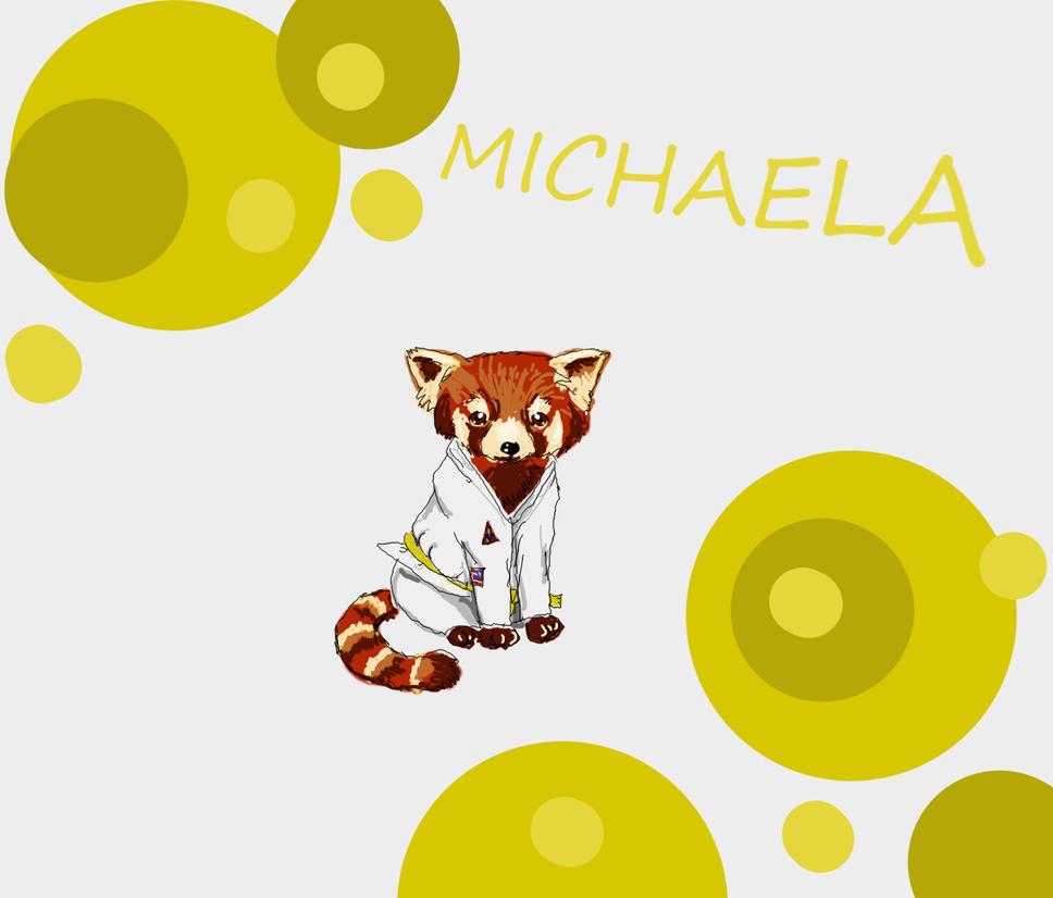 Michaela by HRDART