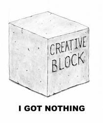 Creative Block by Greyryder