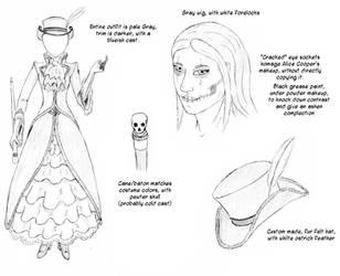 Ringmistress of Nightmares by Greyryder