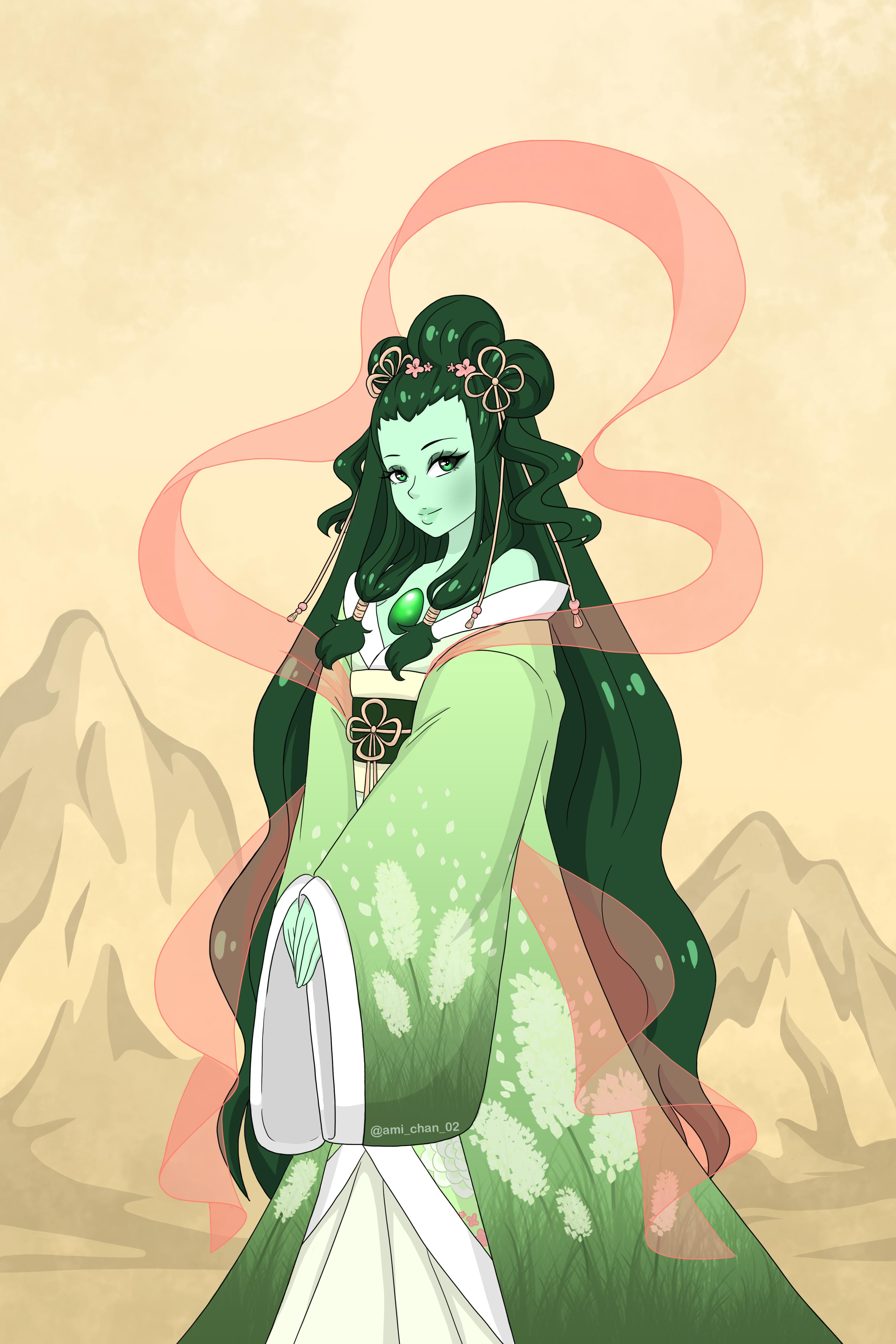 Jade Gemsona