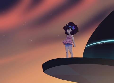 Nora Universe AU Screenshot #20