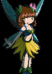 Tamara the fairy by iammissdevant