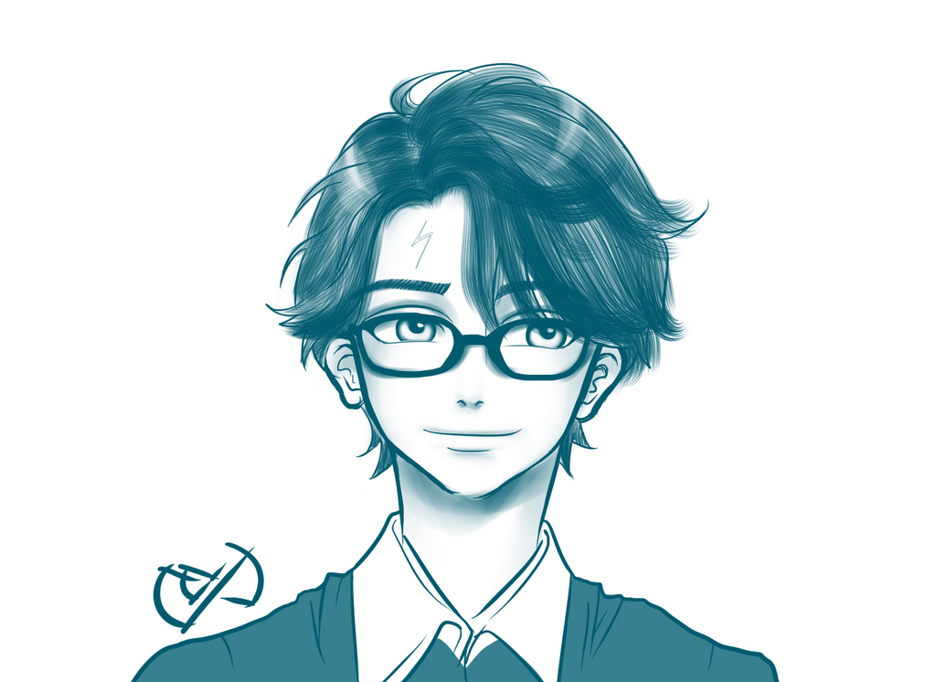 Harry Potter (Manga Ver.) by aerith0808