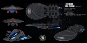Star Trek USS Tripoli