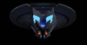 Star Trek USS Arnarson