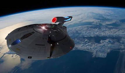 Star Trek USS Saoirse