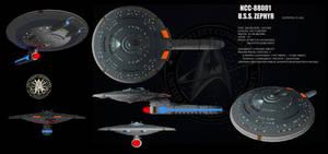 Star Trek USS Zephyr