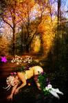 the  garden by rocheleheart10
