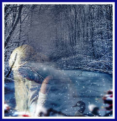 frozen xmas by rocheleheart10