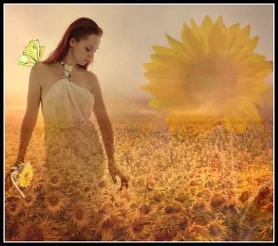 sun beauty by rocheleheart10