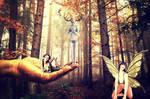 Fairytale Giant    Hand
