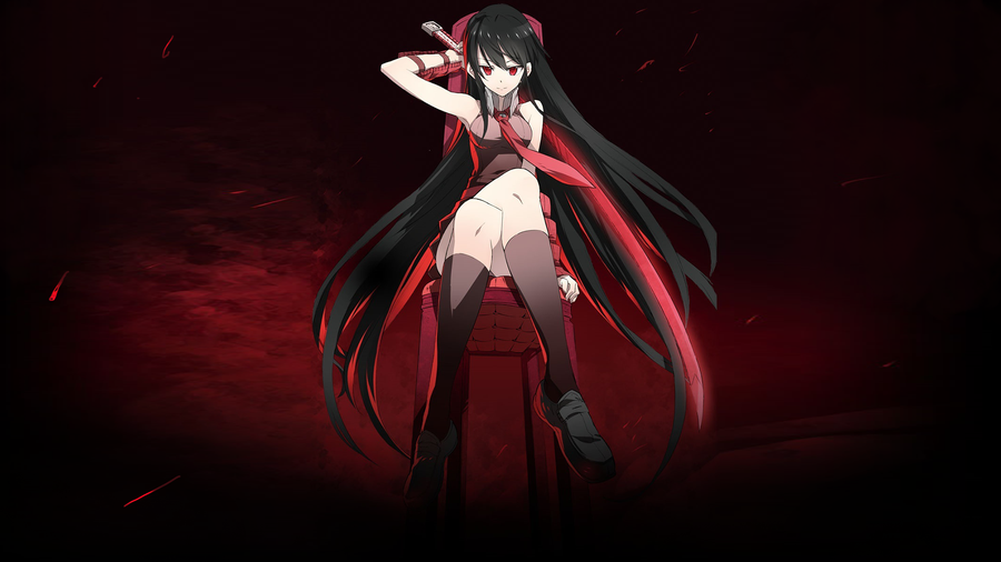 Akame Ga Kill Wallpaper: Akame Ga Kill! Wallpaper 1920x1080 By HiirosAbyssal On
