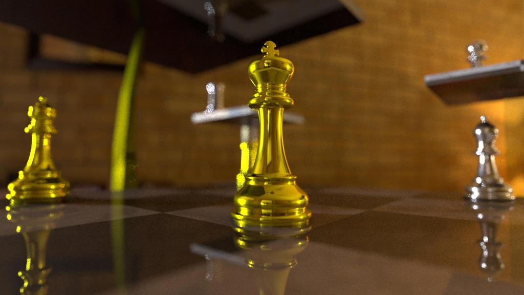 Tridimensional chess by thewallnada on deviantart - Tri dimensional chess ...