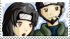 Asuma X Kurenai Stamp by Deski