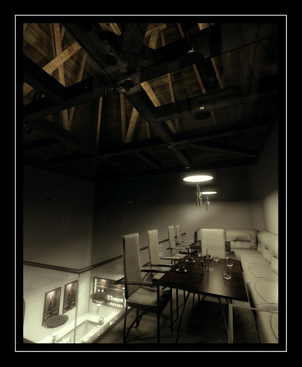 Bell Cafe 2nd floor by akrotech