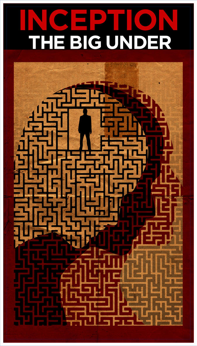 Inception Cover by waitedesigns