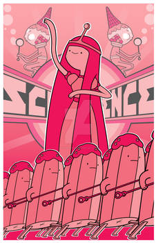 Princess Bubblegum Adventure time